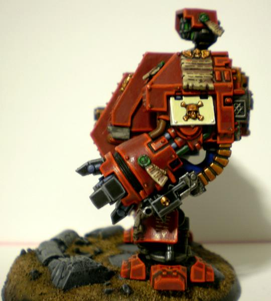 Blood Angels, Dreadnought, Space Marines