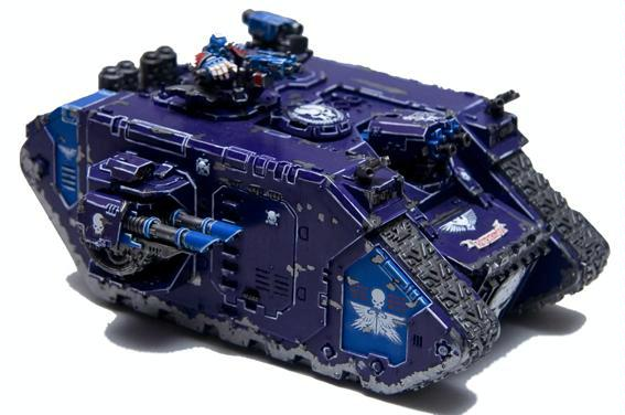 Land Raider, landraider