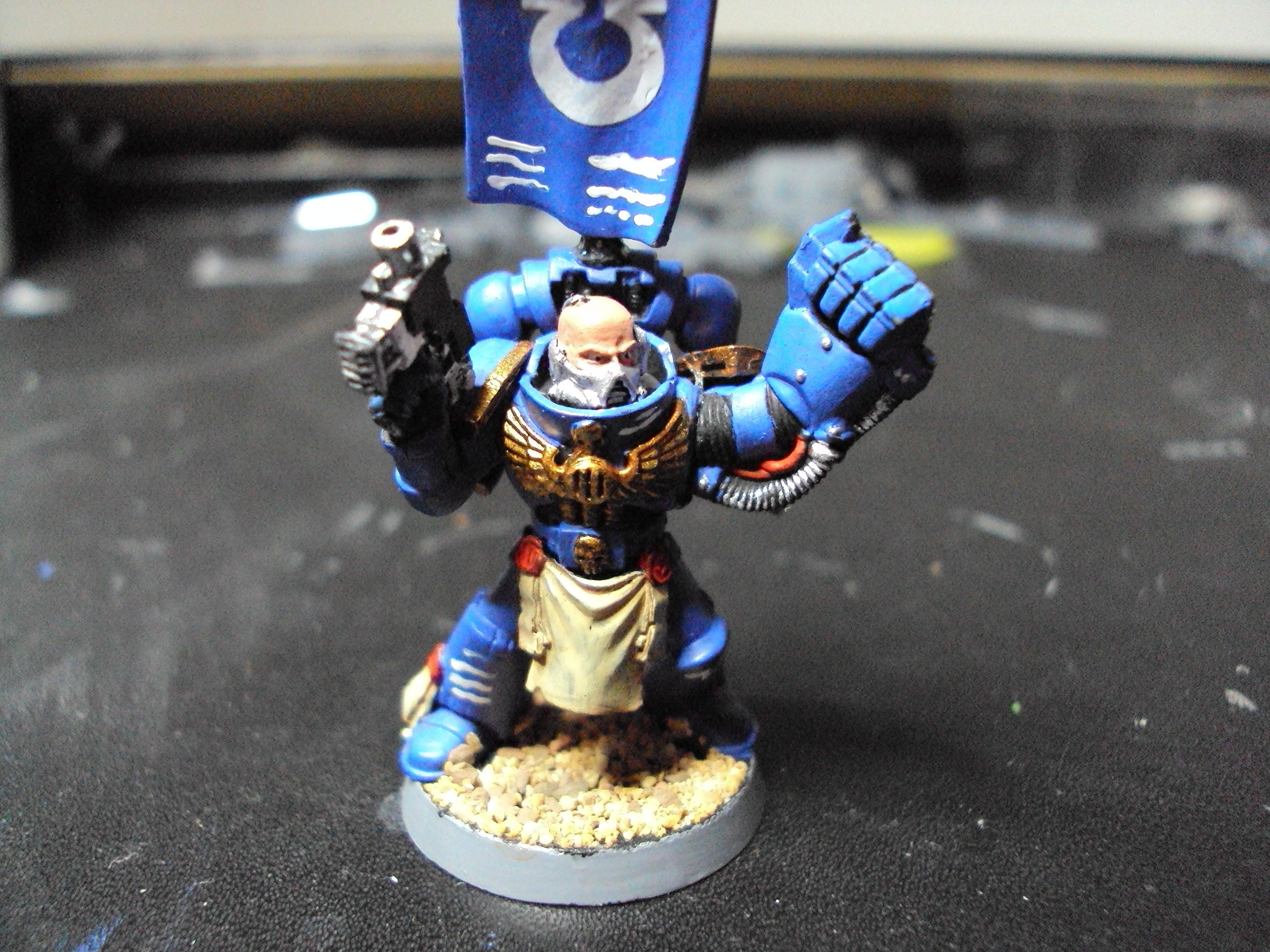 Power Fist, Space Marines