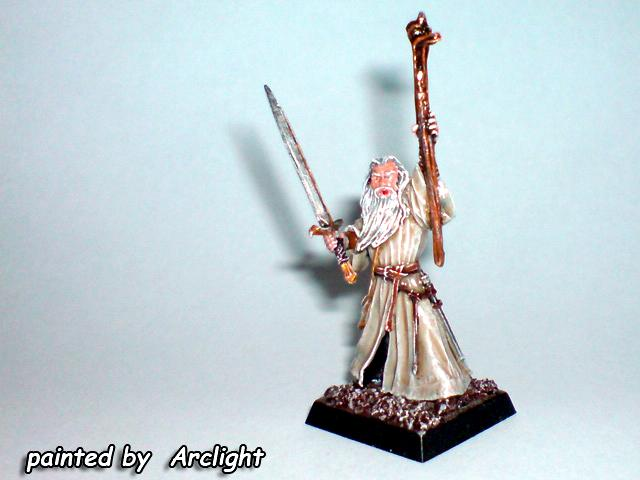 Arclight, Gandalf The Grey, Lord Of The Rings
