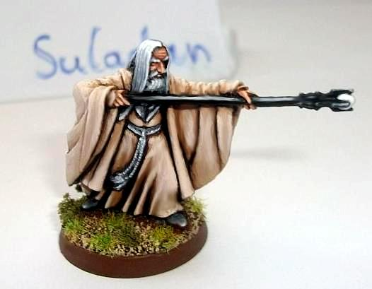 Lord Of The Rings, Saruman, Wizards