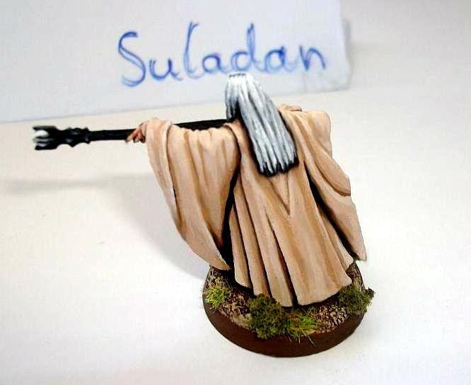 Lord Of The Rings, Saruman Back