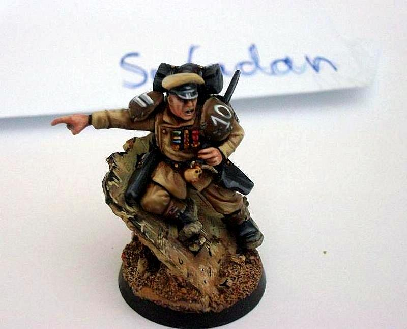 Awesome, Conversion, Games Workshop, Imperial Guard, Painted, Scenic, Warhammer 40,000
