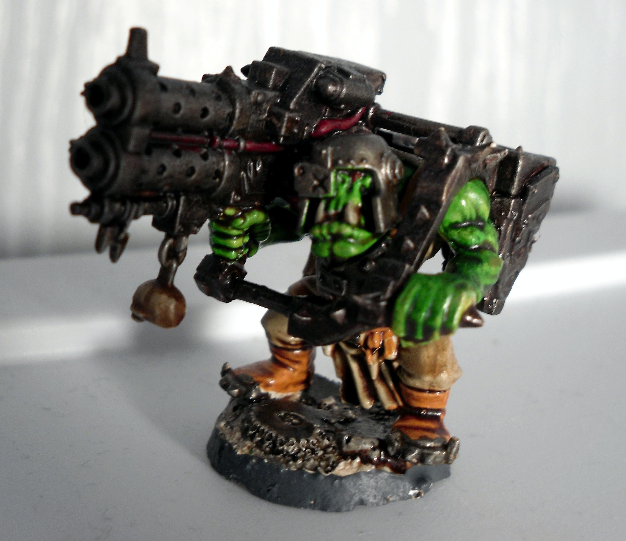 Lootas, Orks, Ork Loota Boy