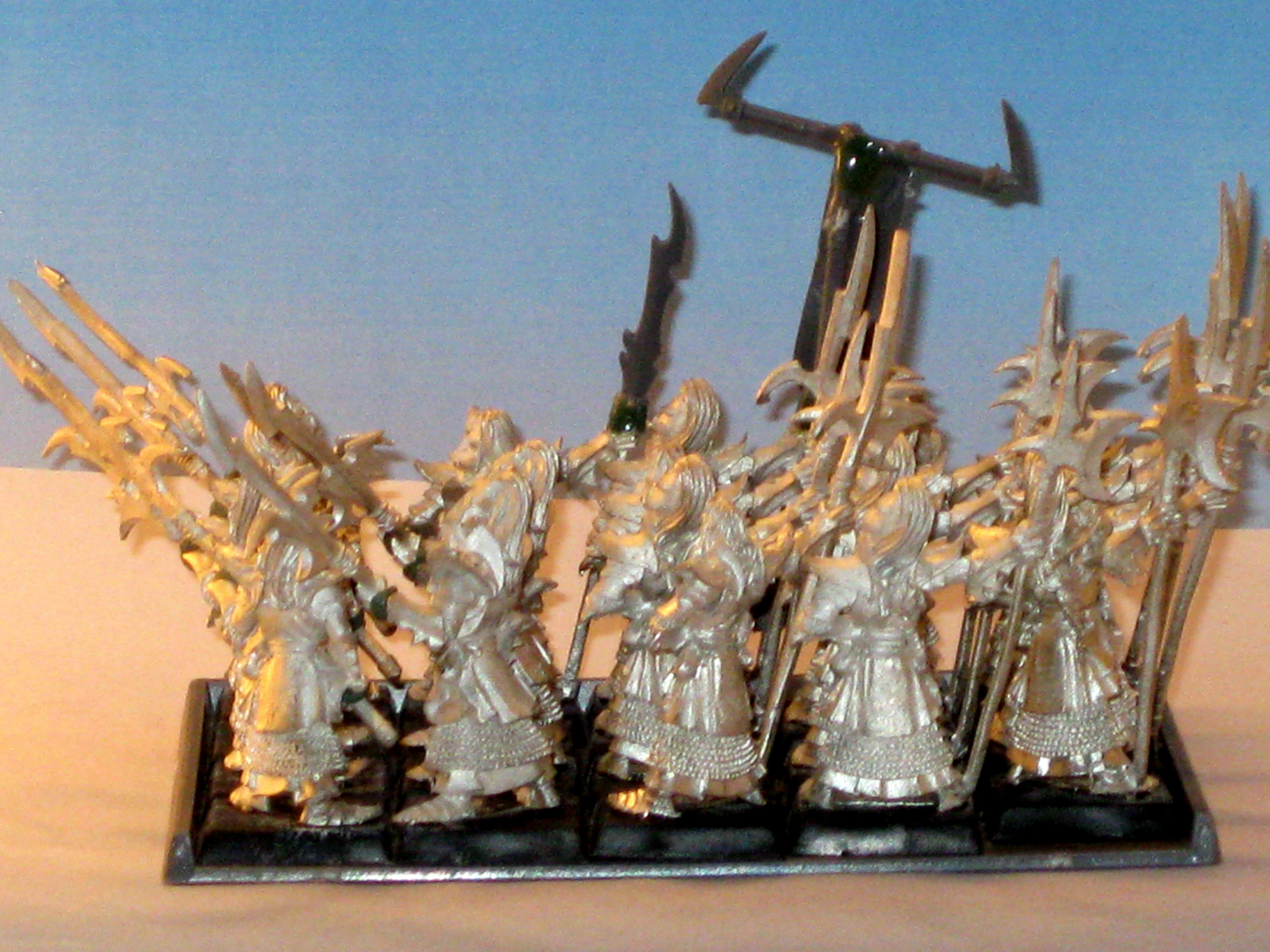 Dark, Elves, Warhammer Fantasy