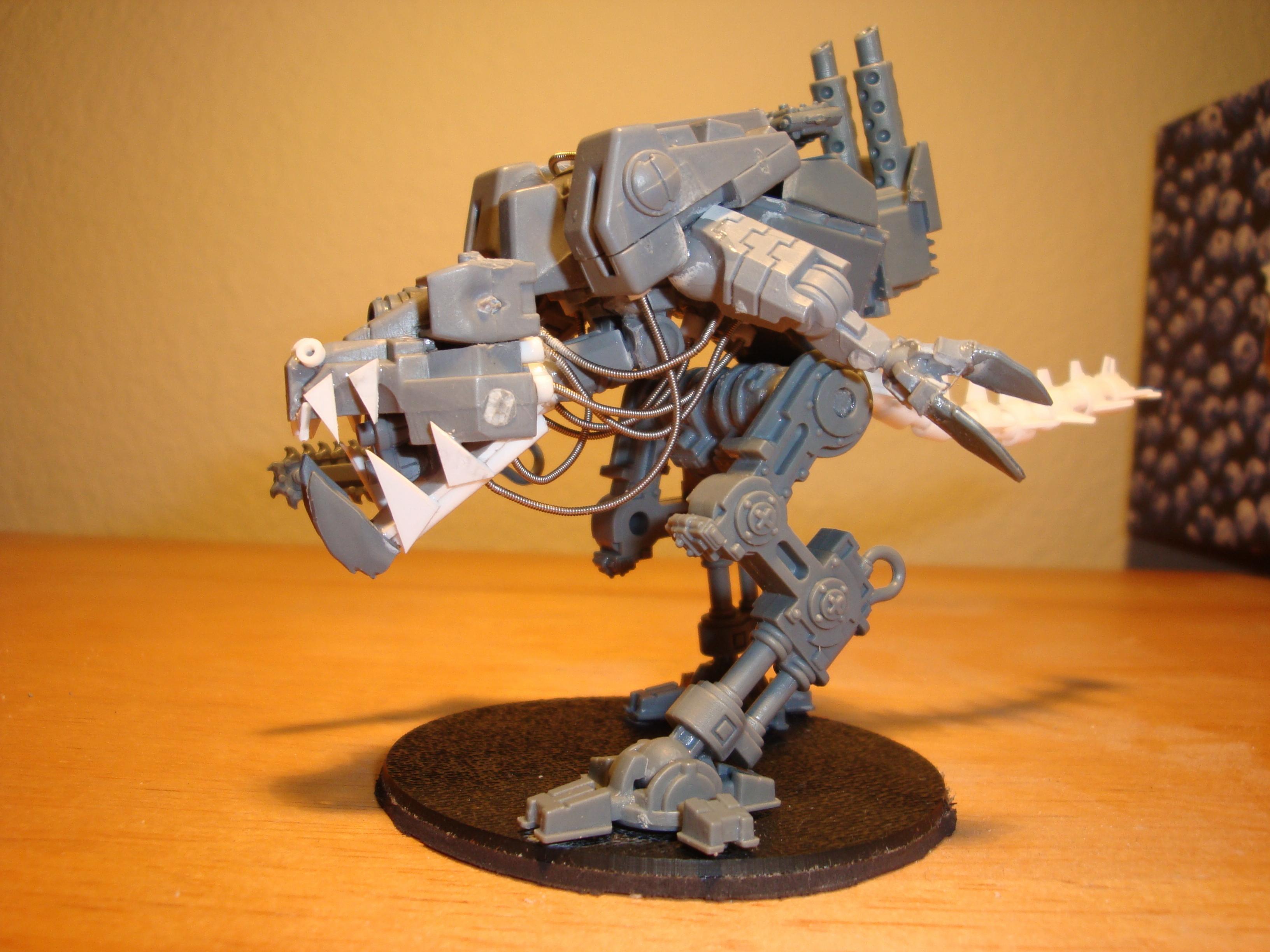 Mech Conversion, T-rex