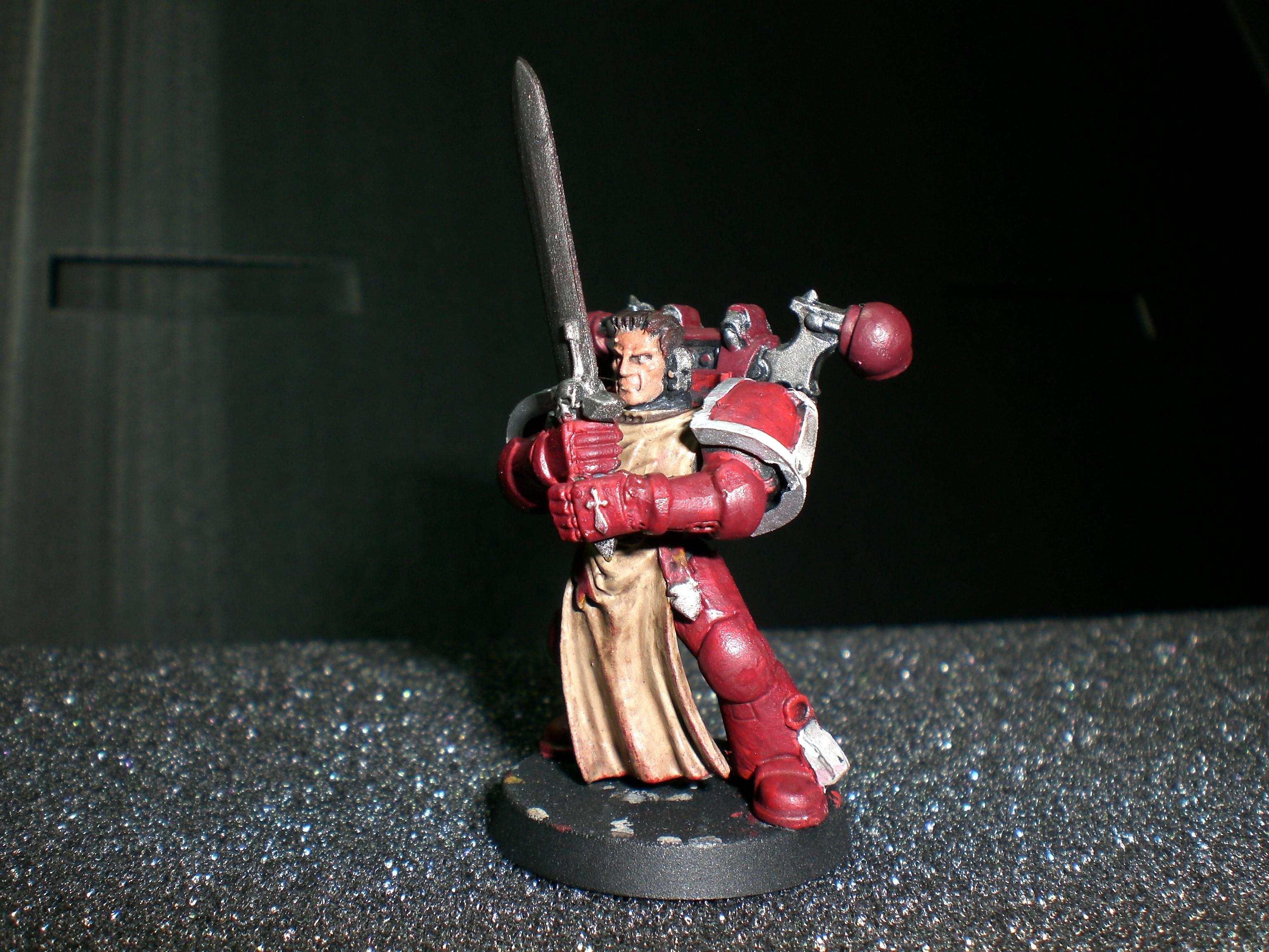 Fallen, Templar, Heretic Templar