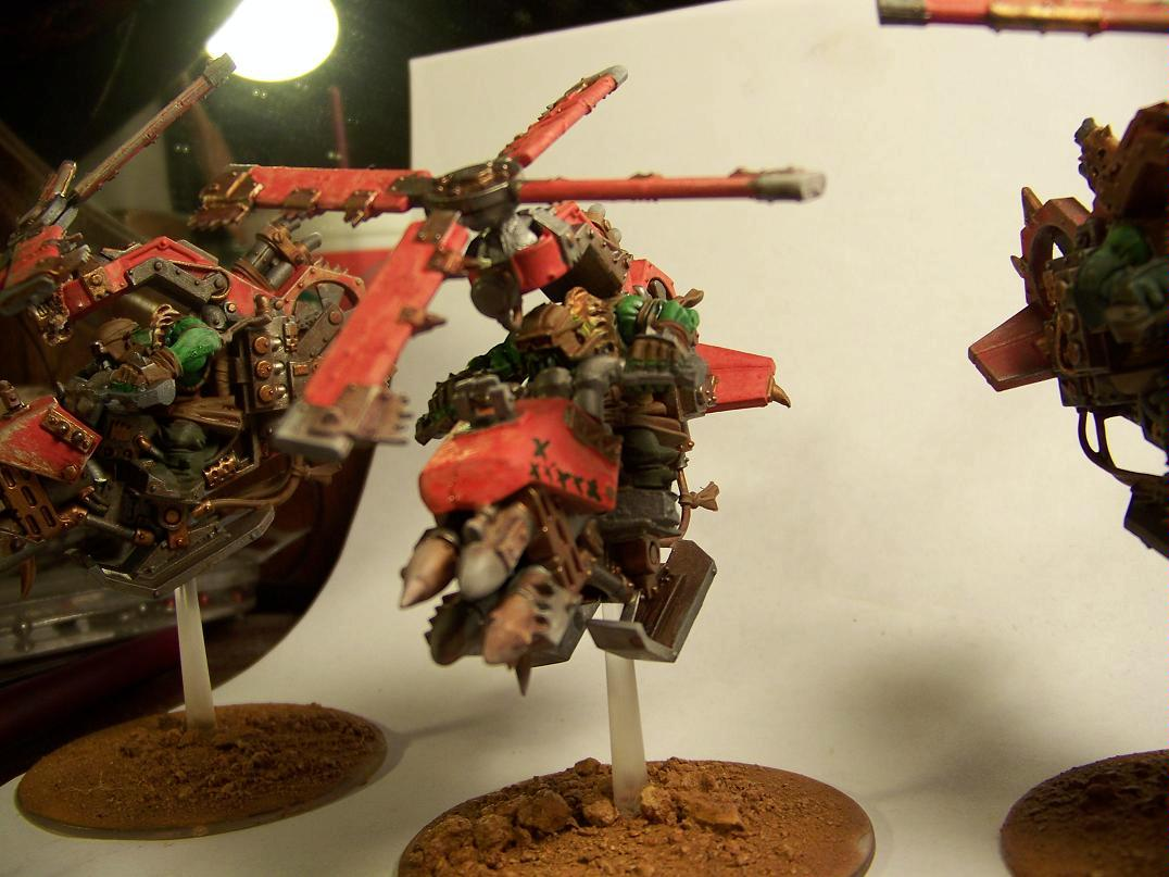 Kopta, Orks, Warhammer 40,000