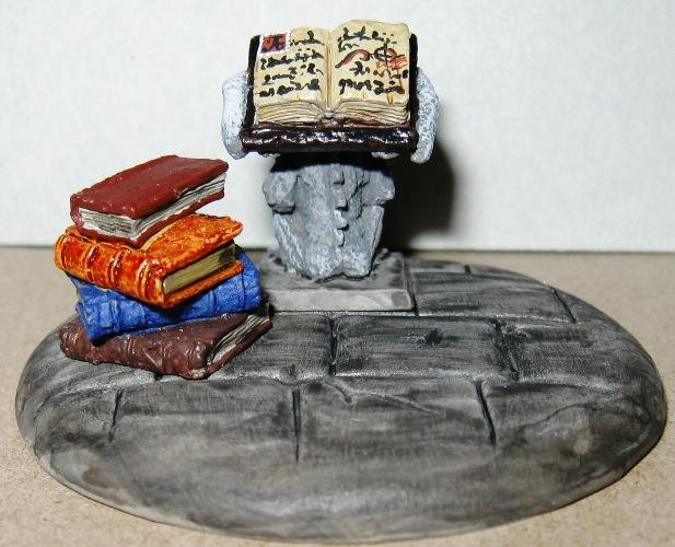 Books, Objective Marker