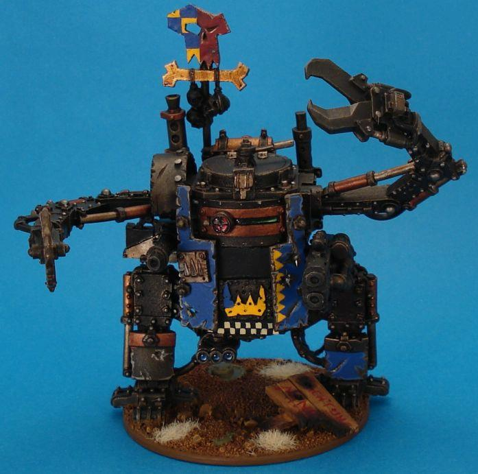 Dreadnought, Orks, Ork Dreadnought