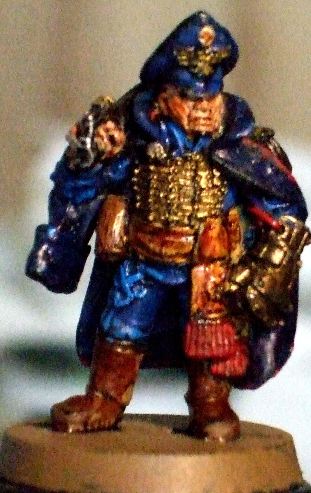 Blurred Photo, Classic, Commissar, Imperial Guard, Old