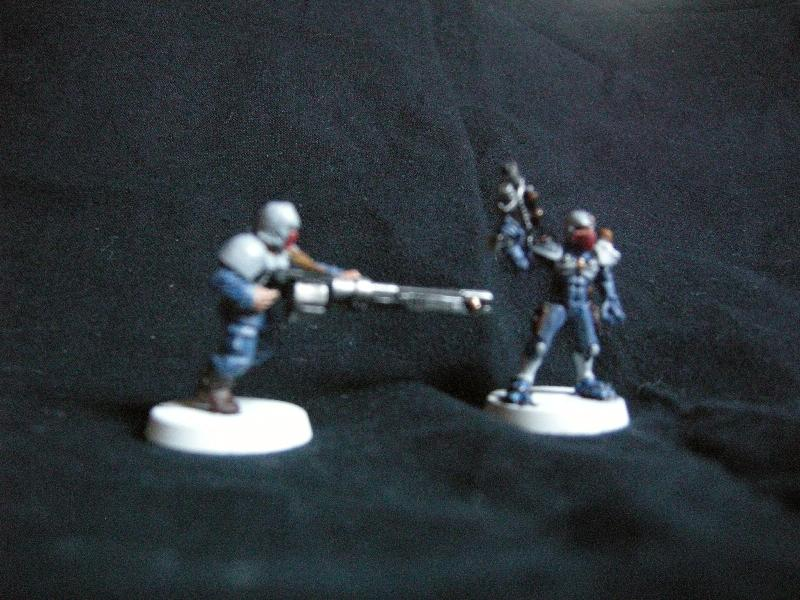 Assassin, Blurred Photo, Imperial Guard, Rogue Trader
