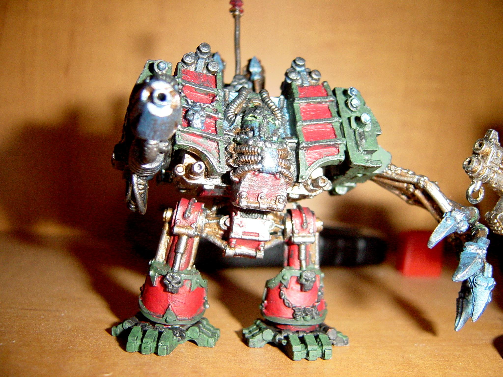 Cat, Chaos, Chaos Space Marines, Dreadnought, Raptors, Space, Space Marines