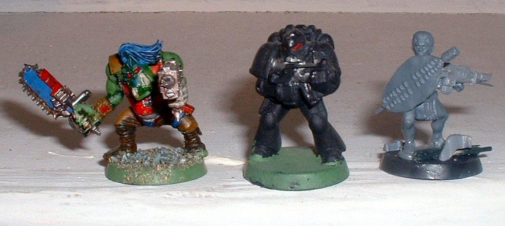 Imperial Guard, Scale, Wargames Factory, Zulu