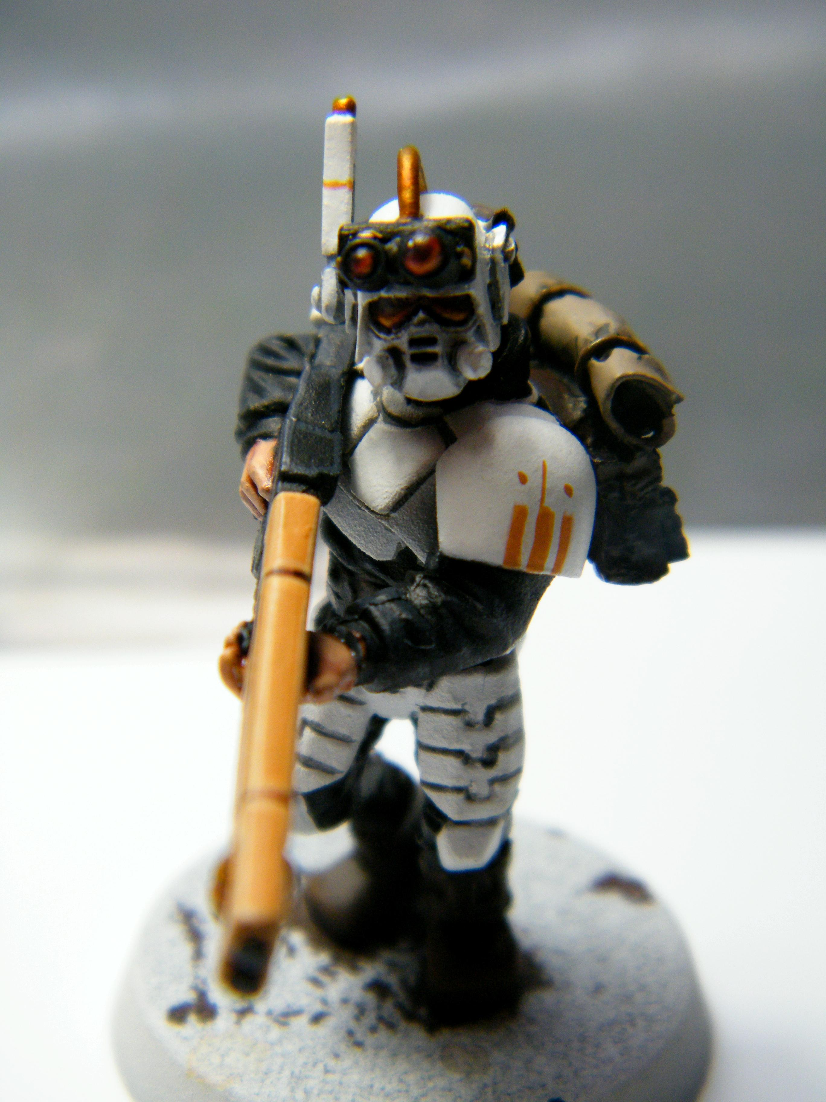 Army, Conversion, Empire, Guevesa, Imeprial Guard, Kitbash, Tau, Warhammer 40,000