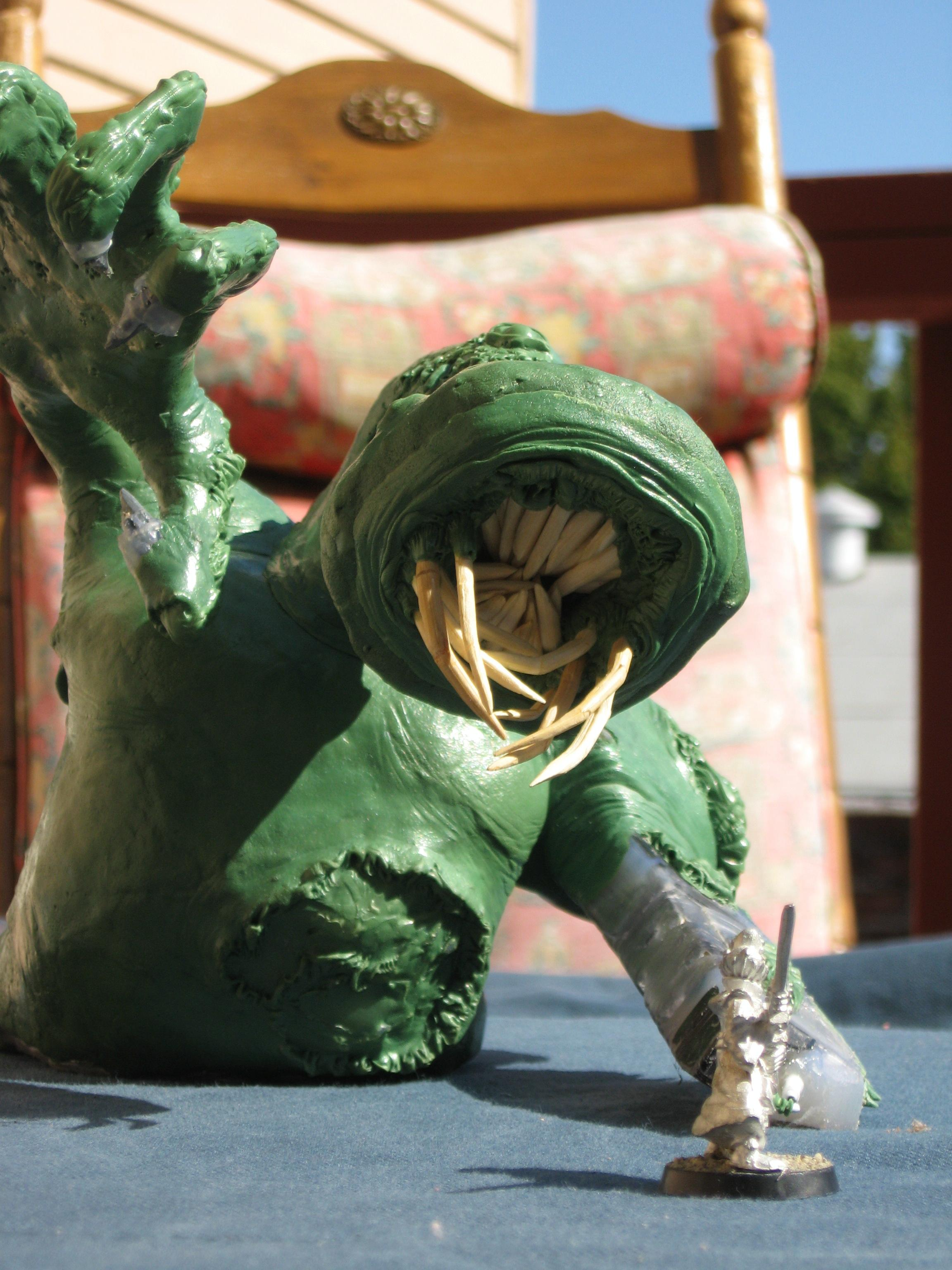 Greenstuff, Monster