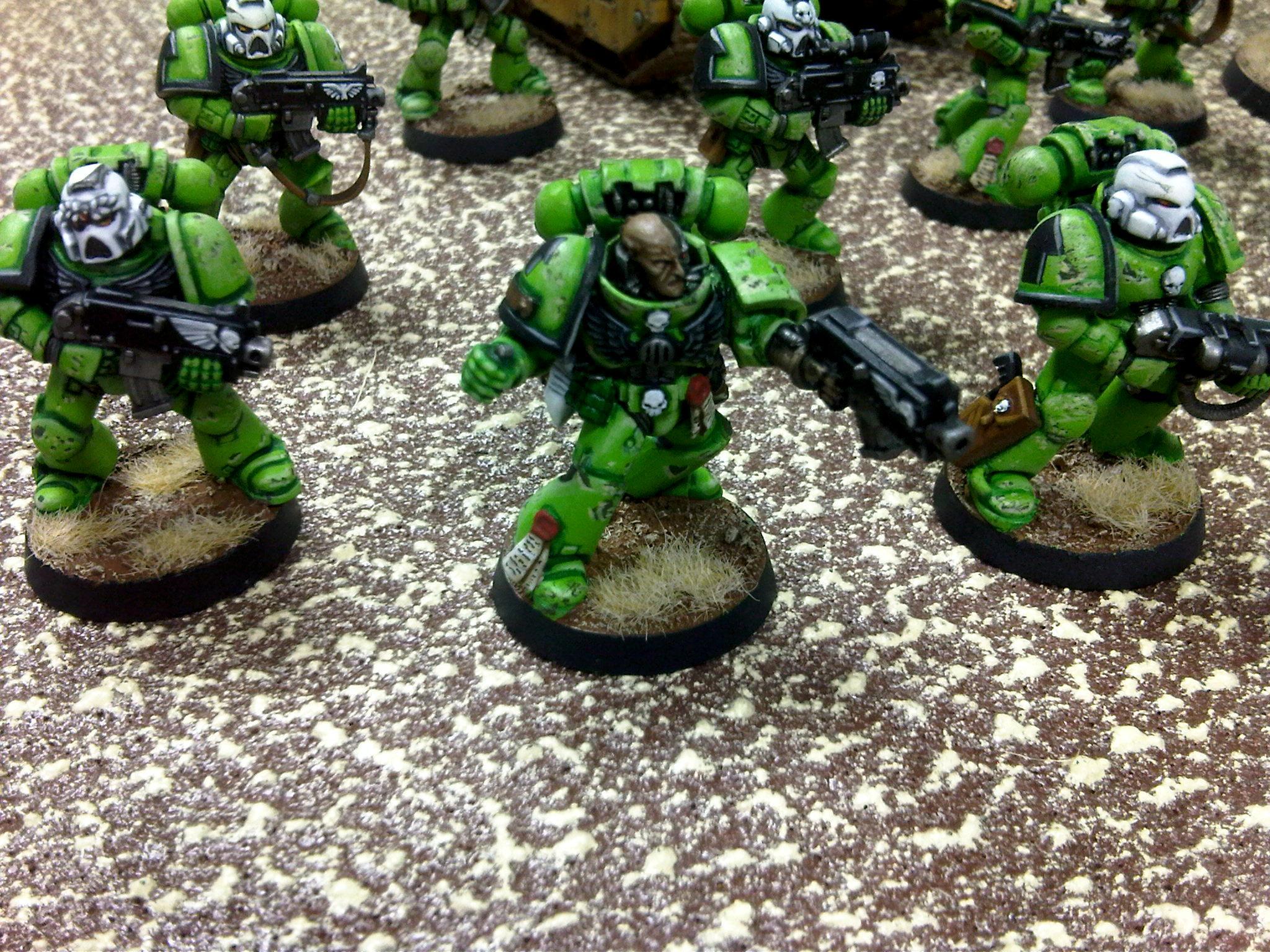 Badab War, Sons Of Medusa, Space Marines, Warhammer 40,000