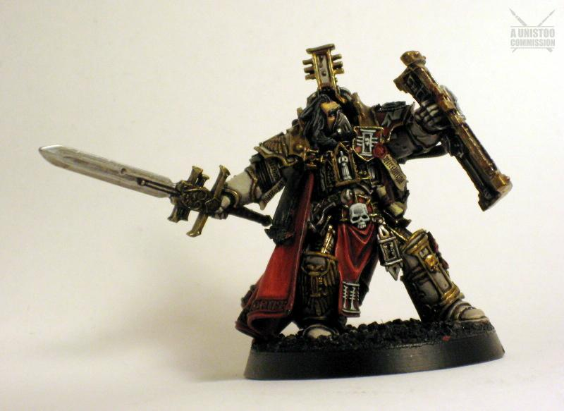 Daemonhunters, Forge, Headquarters, Hector, Inquisitor, Rex, Terminator Armor, World