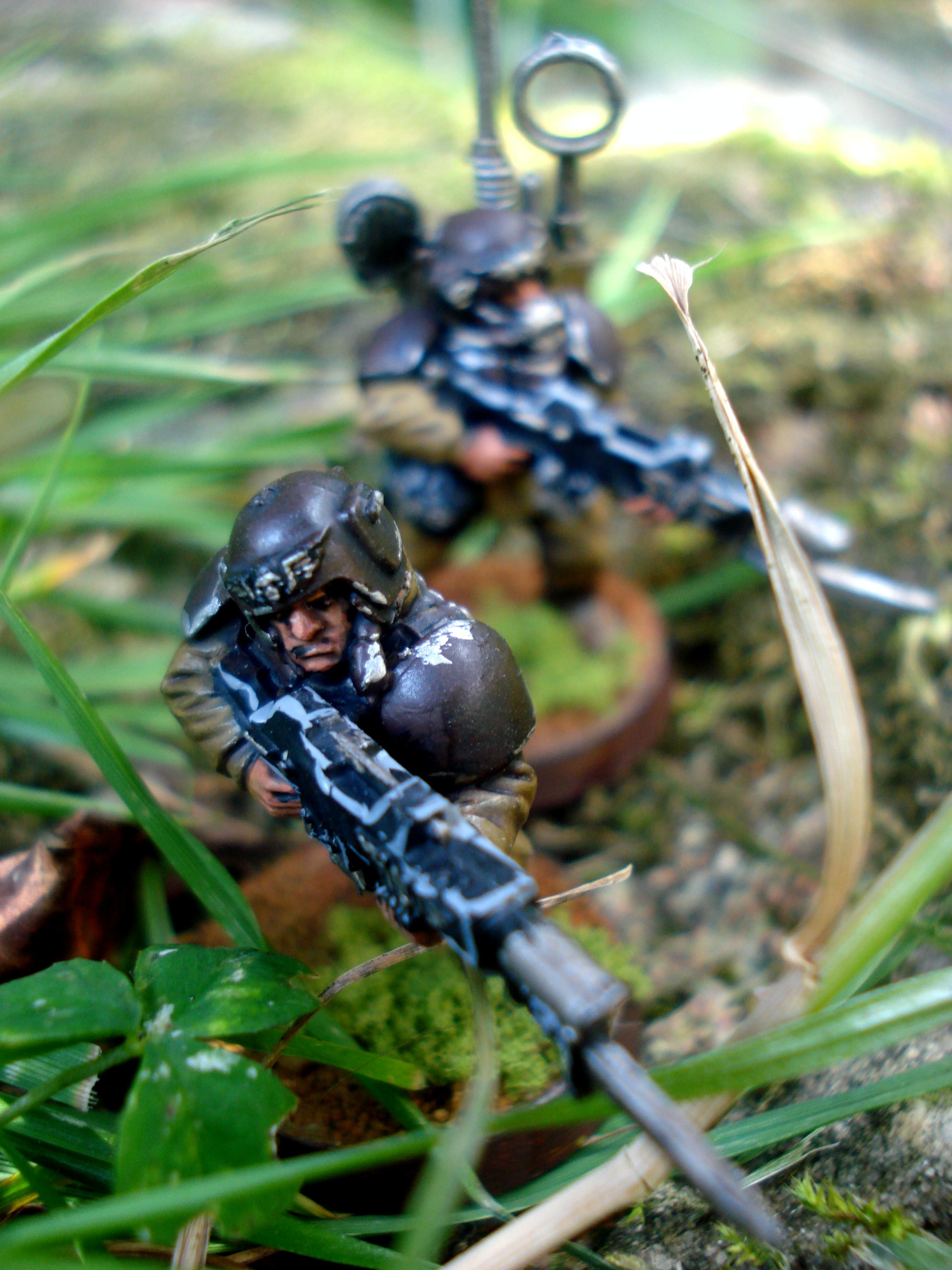 Imperial Guard, Outdoors, Perspective Photography, Warhammer 40,000