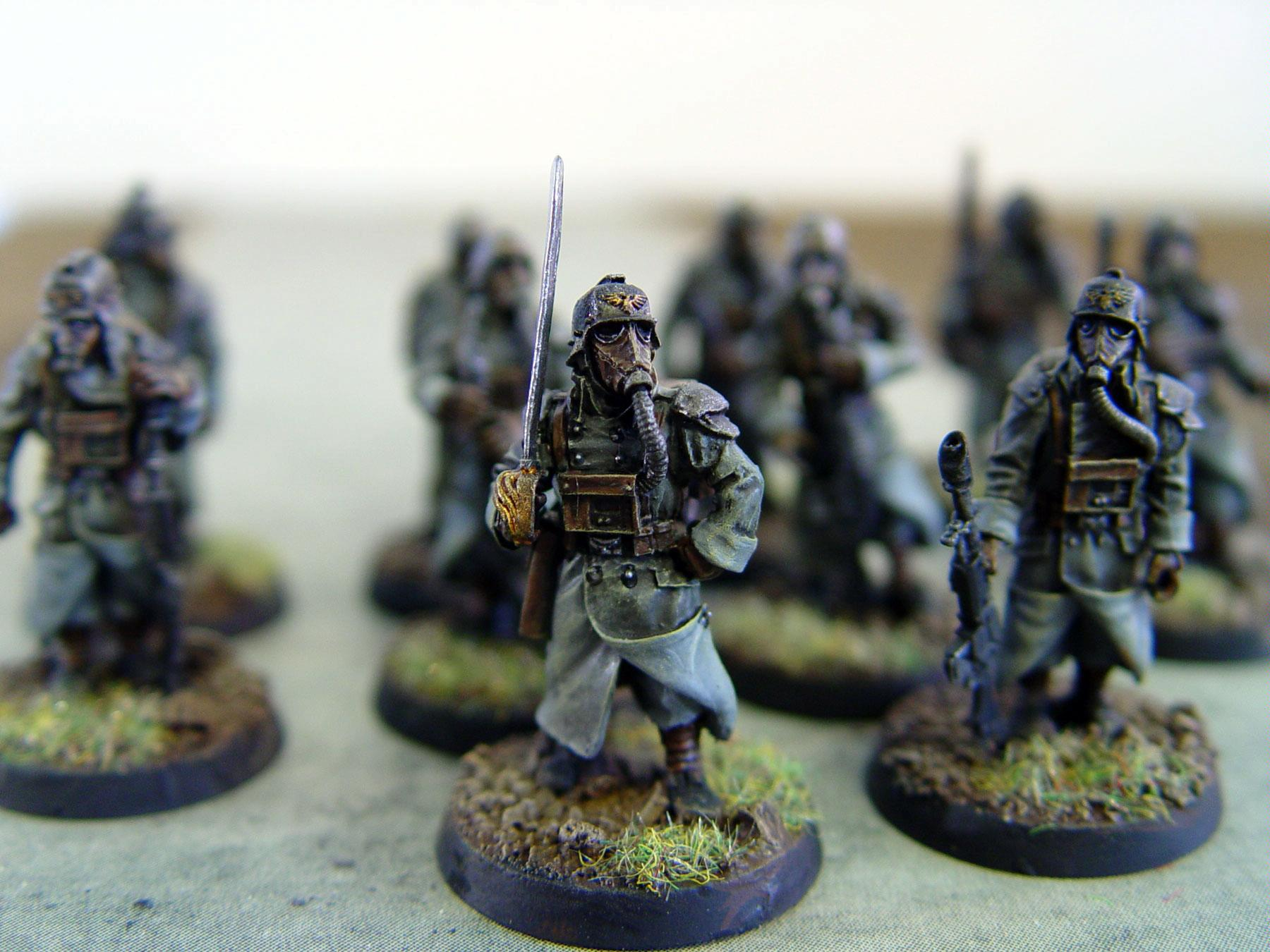 Death Korps of Krieg, Forge World, Imperial Guard, Warhammer 40,000