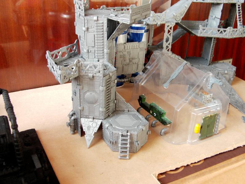 Cities Of Death, Hive Buildings, Kit, Kits, Necromunda, Scratch Build, Terrain, Underhive, Urban Mammoth, Urban War, Work In Progress