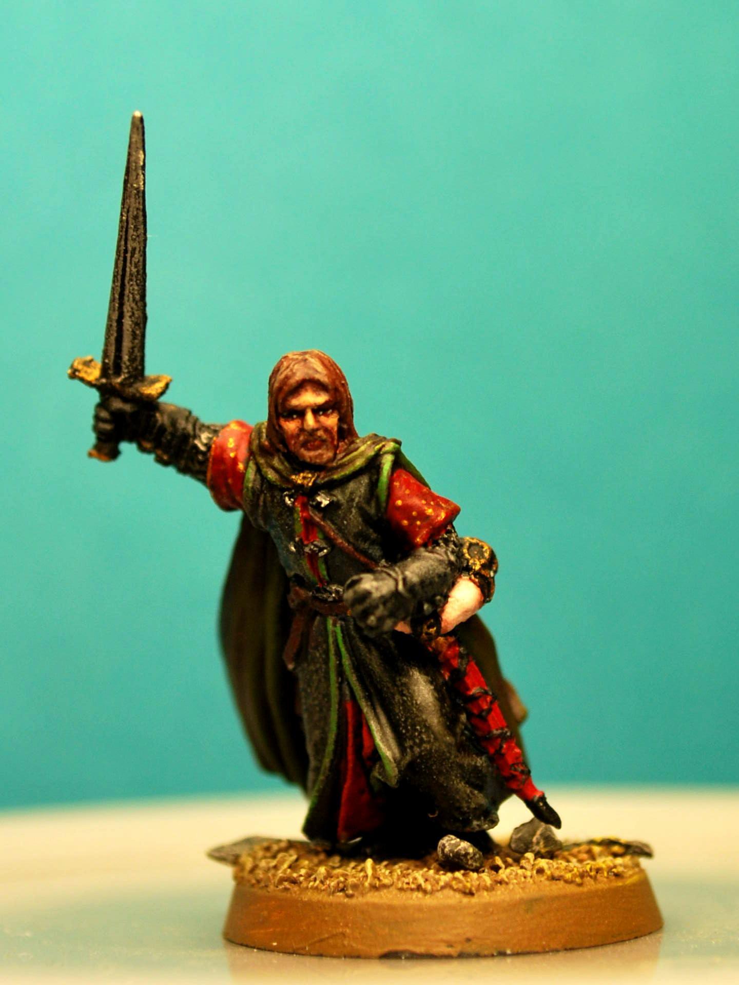 Boromir, Fellowship, Gondor, Lord Of The Rings