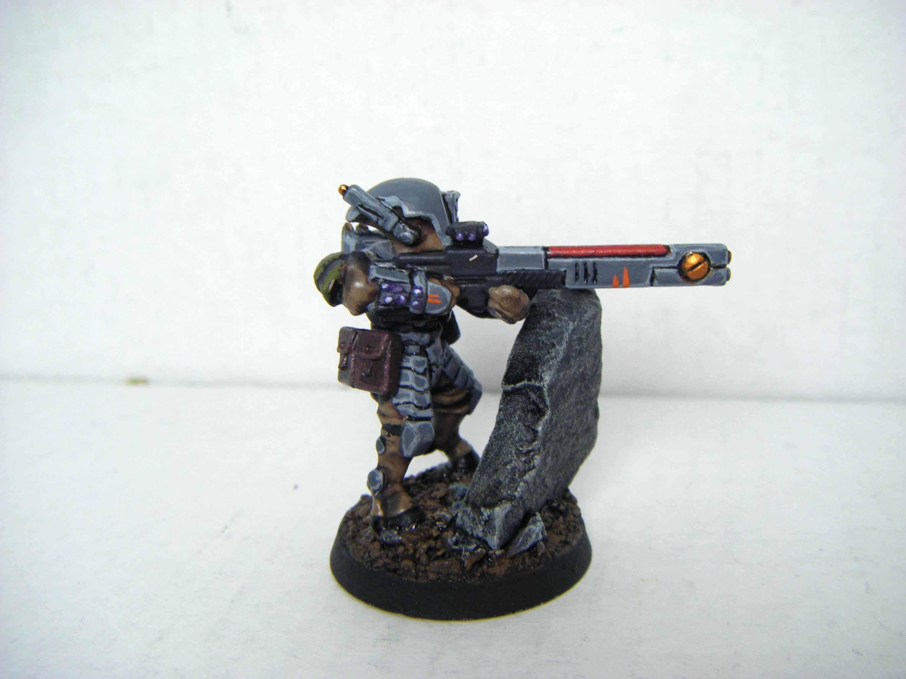 Fire Warriors, Tau, Warhammer 40,000