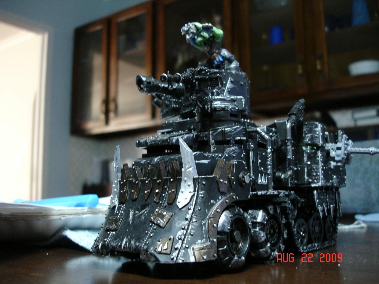 Battlewagon, Battlewagon; Battle Wagon, Orks, Orks; Mods