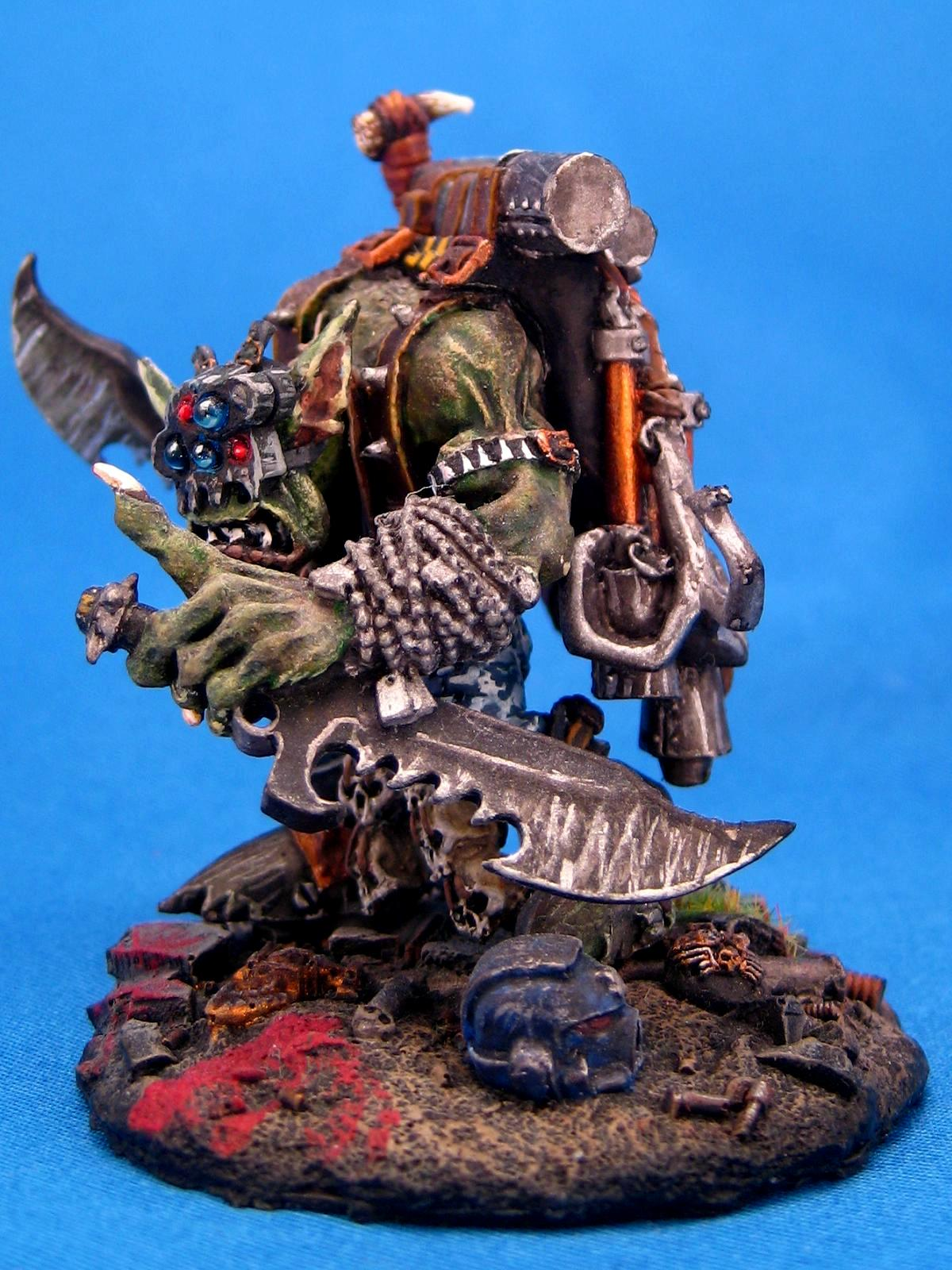 Orks, Snikrot, Warhammer 40,000