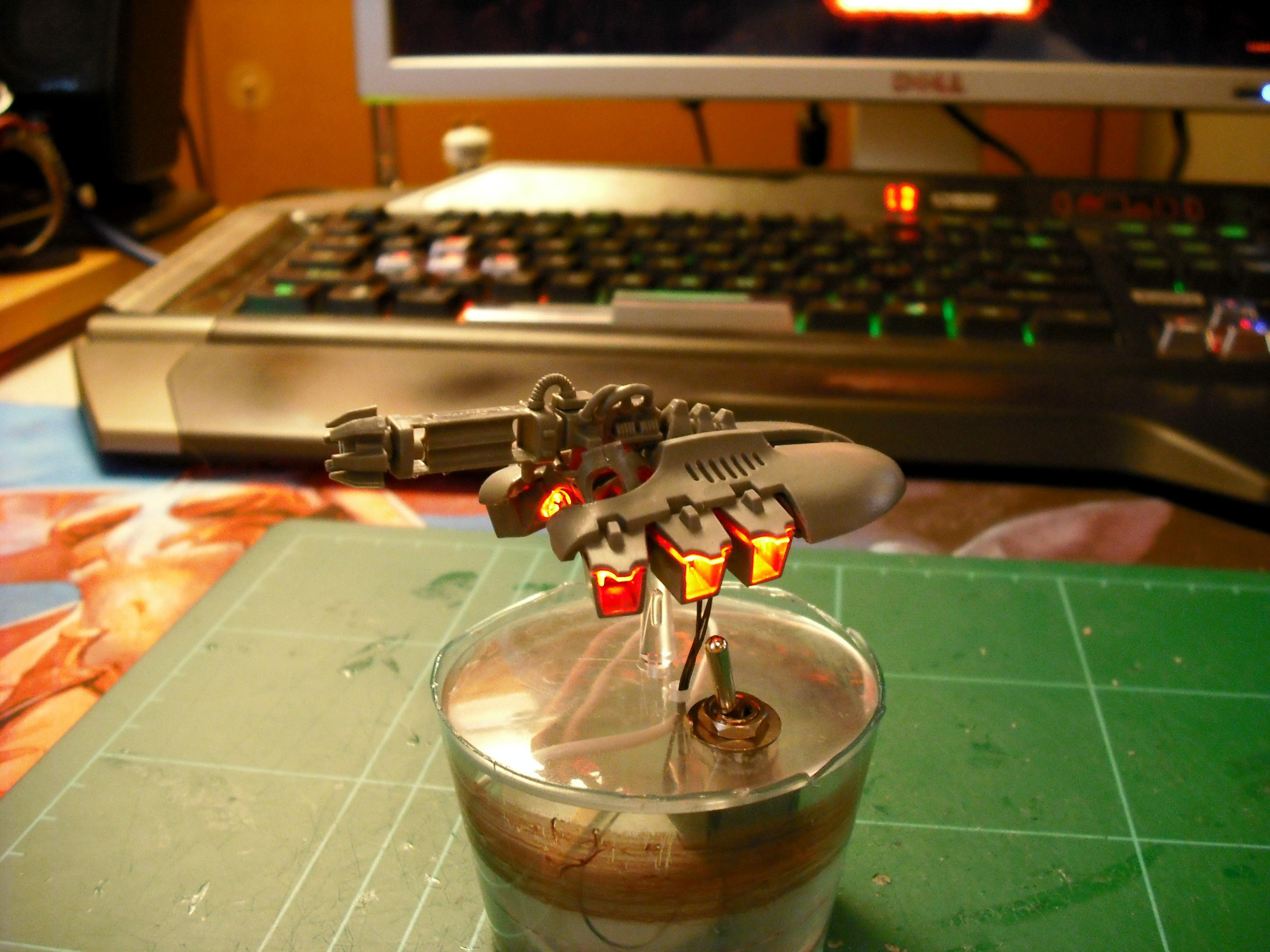 LED, Necrons, Warhammer 40,000