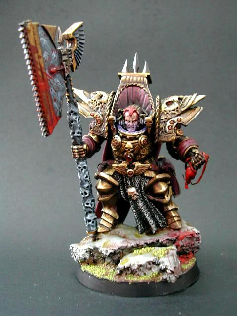 Angron, Chaos Space Marines, Horus Heresy, Primarch, World Eaters