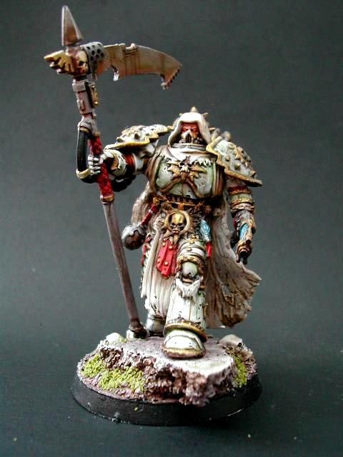 Chaos Space Marines, Death Guard, Horus Heresy, Mortarion, Primarch