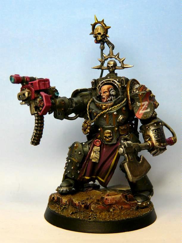 Death Watch, Inquisition, Inquisitor, Ordo Xenos, Space Marines, Terminator Armor