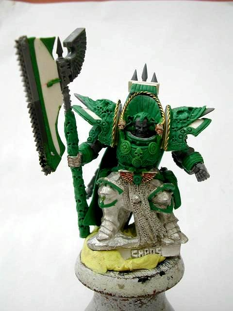 Angron, Chaos Space Marines, Horus Heresy, Khorne, Primarch, Work In Progress, World Eaters