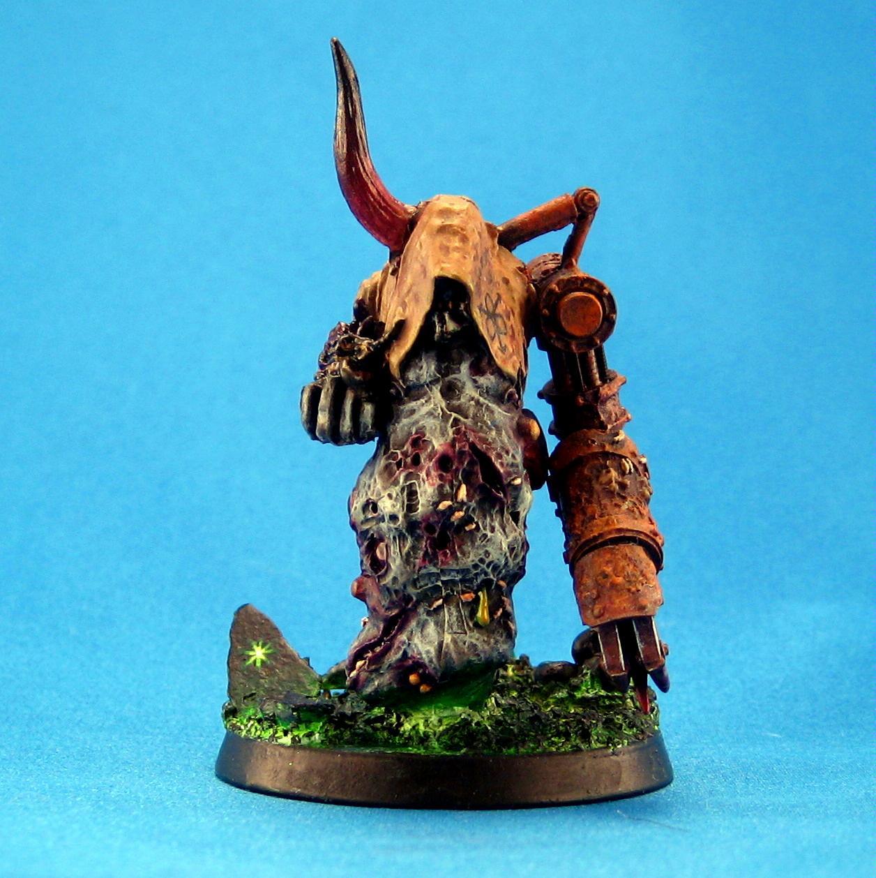 Chaos, Chaos Daemons, Daemon Prince, Daemons, Forge World, Warhammer 40,000
