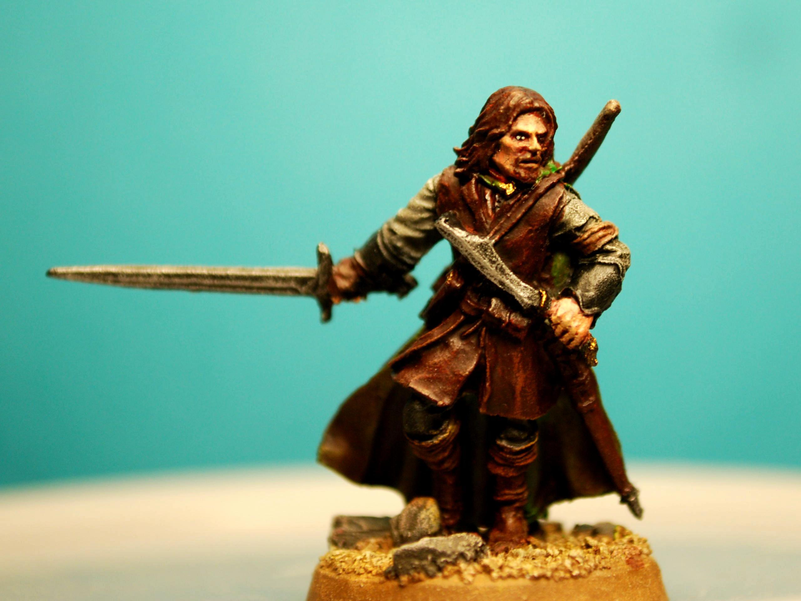 Aragorn, Fellowship, Human, Lord Of The Rings