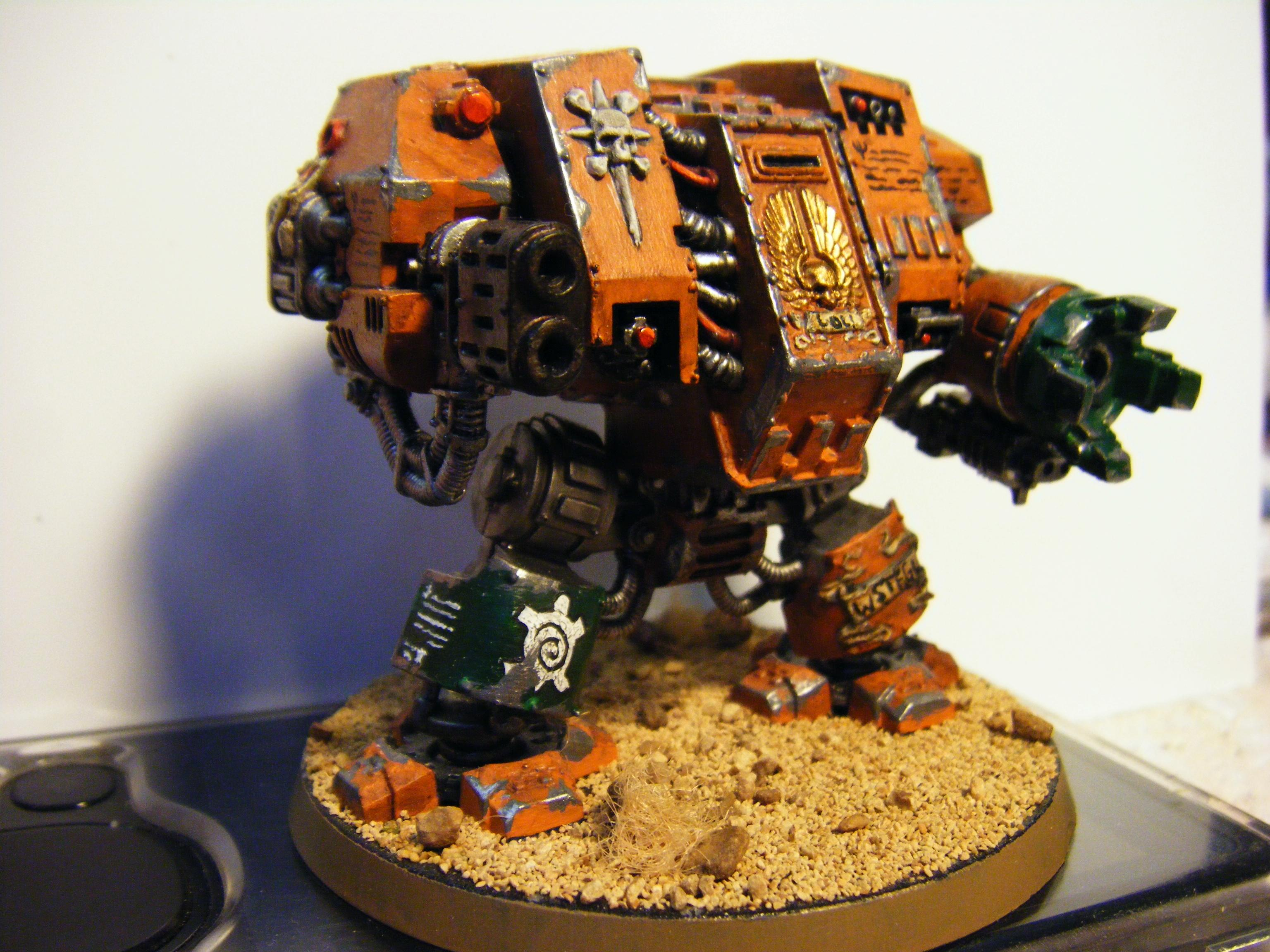 Dreadnought front view
