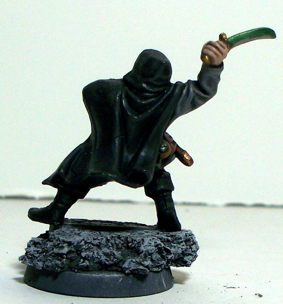 Assassin Back