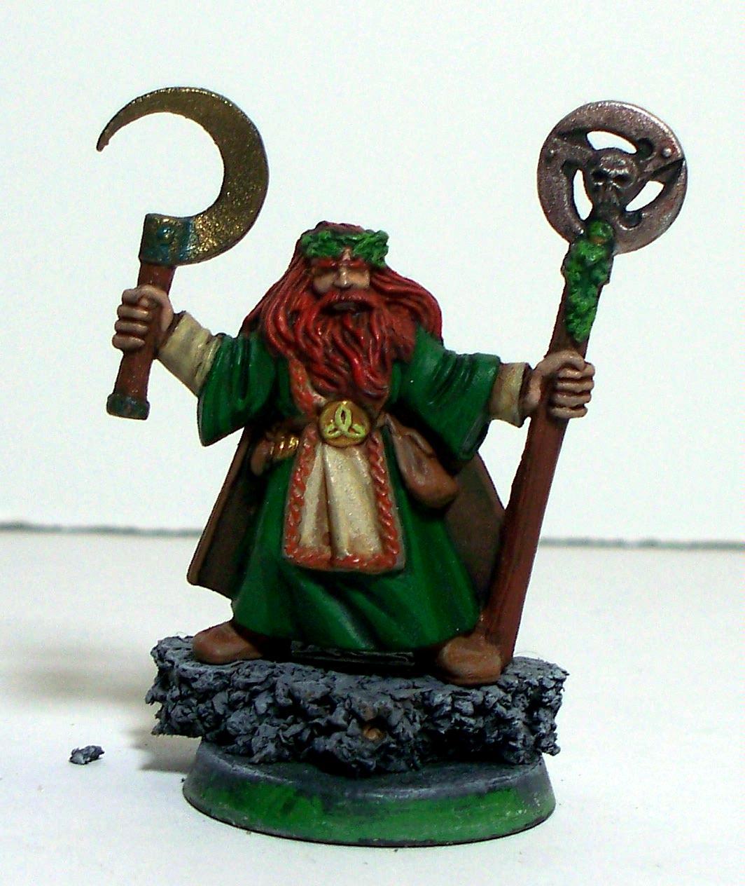 Druid, Green, Druid Front