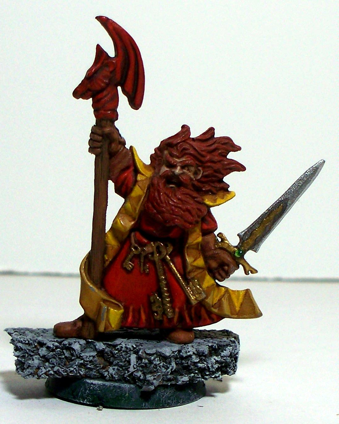 Fire Wizard Front