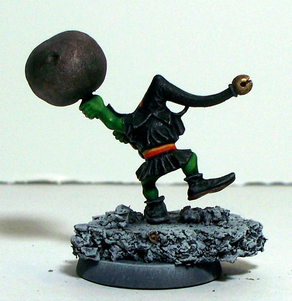 Goblin Fanatic Back
