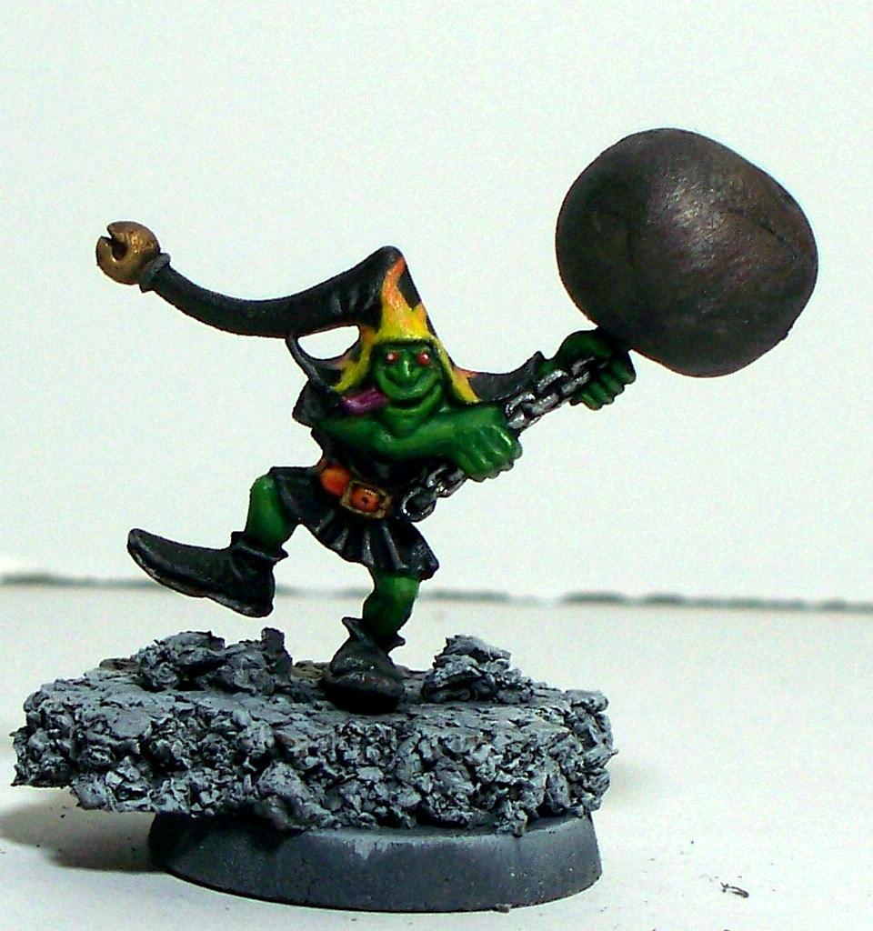 Goblin Fanatic Front