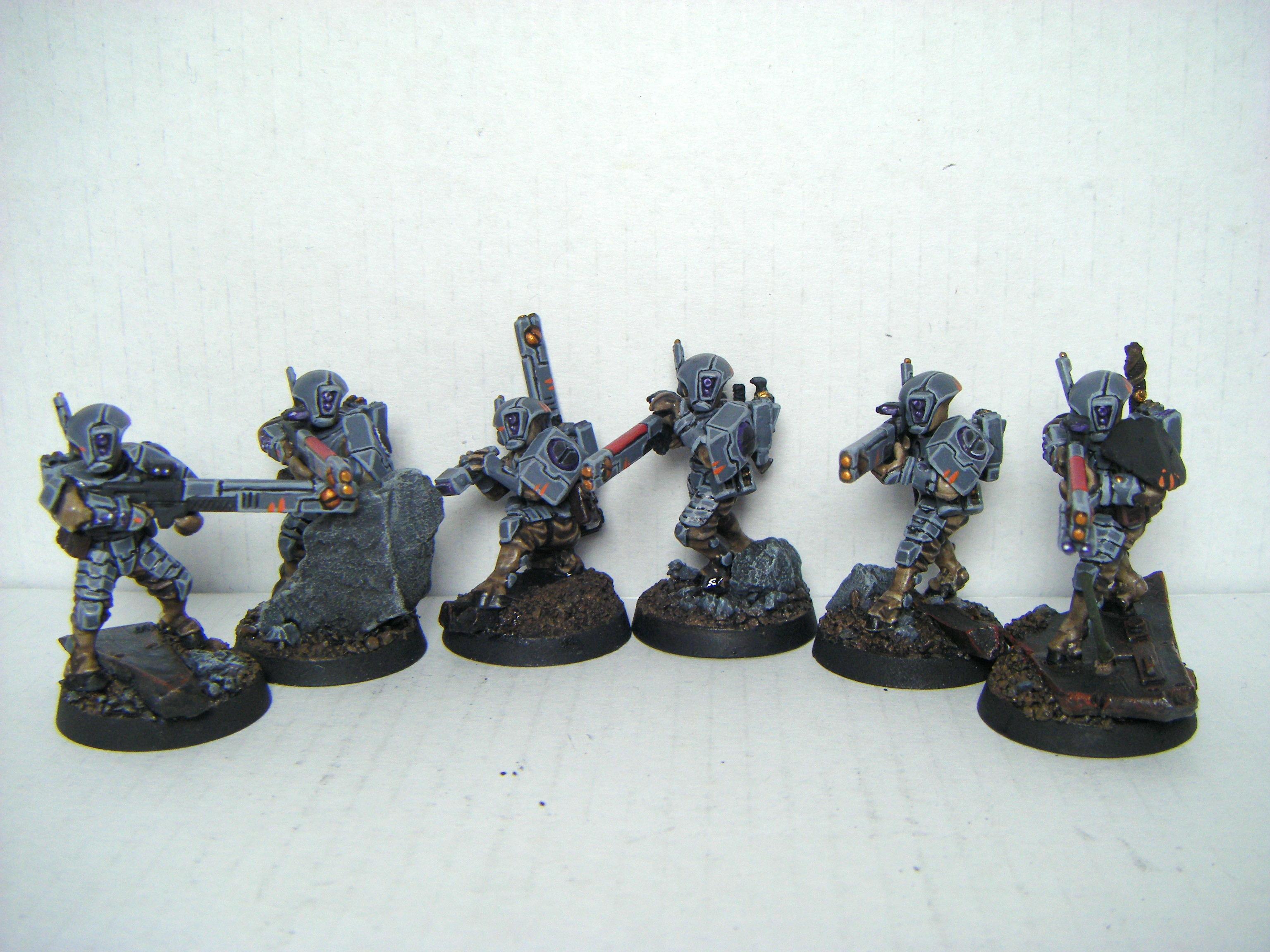Fire Warriors, Sa'cae, Tau, Urban