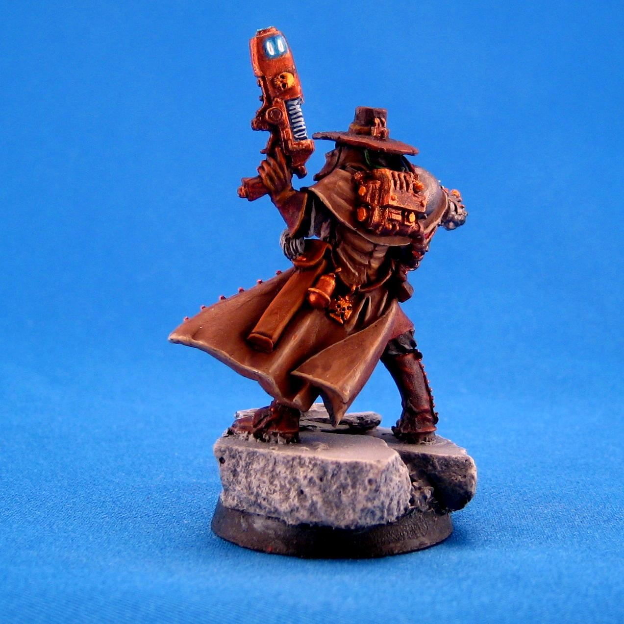 Gideon Lorr, Inquisition, Inquisitor, Inquisitor Lord, Ordo Hereticus, Warhammer 40,000, Witch Hunters