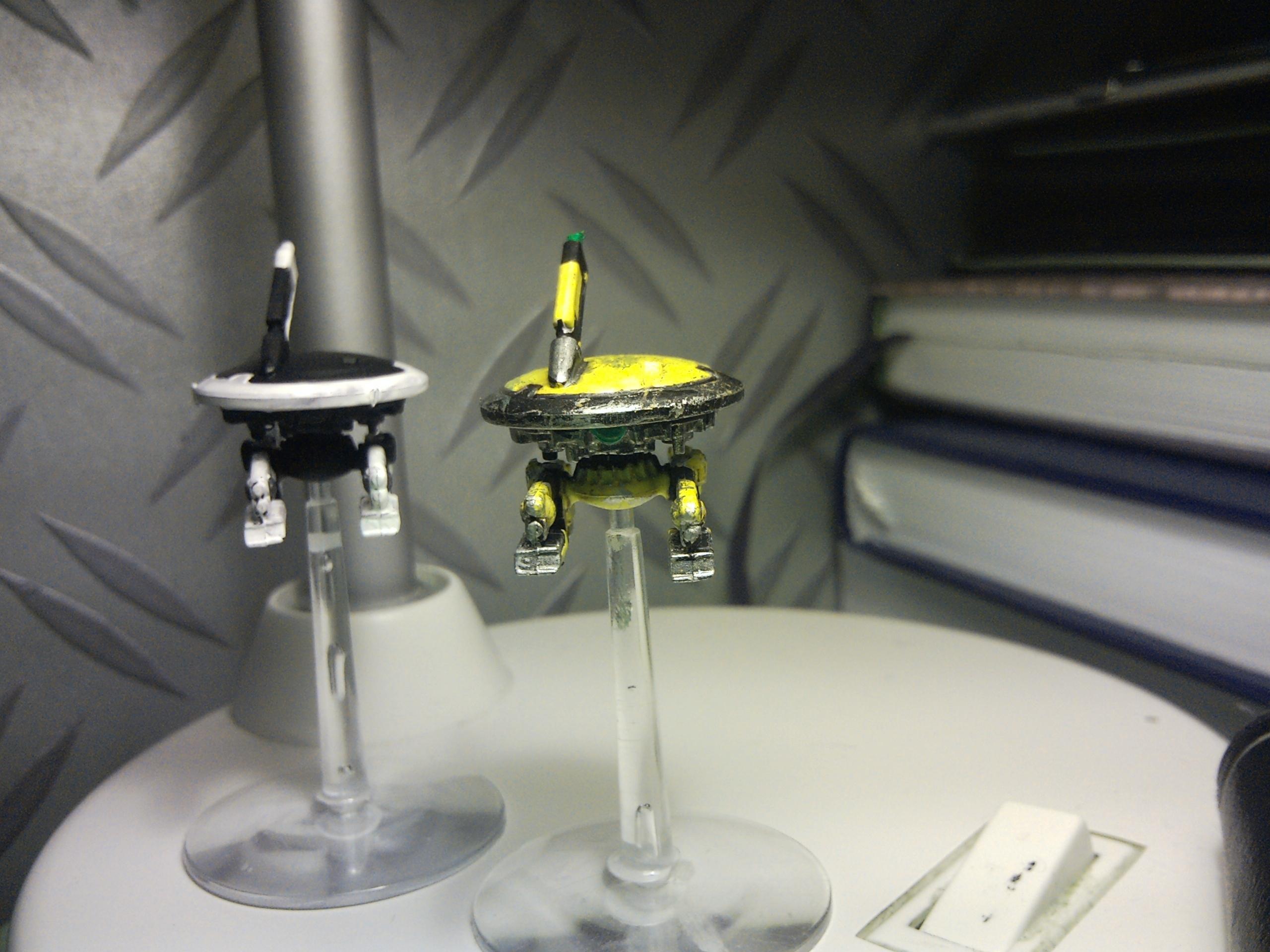 Drone, Tau, Battledrone