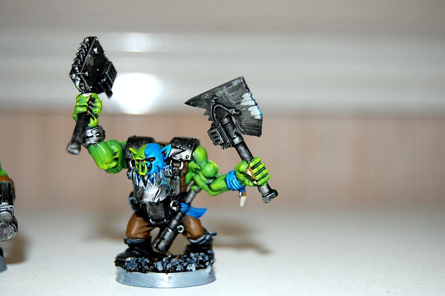 Death Skull, Orks