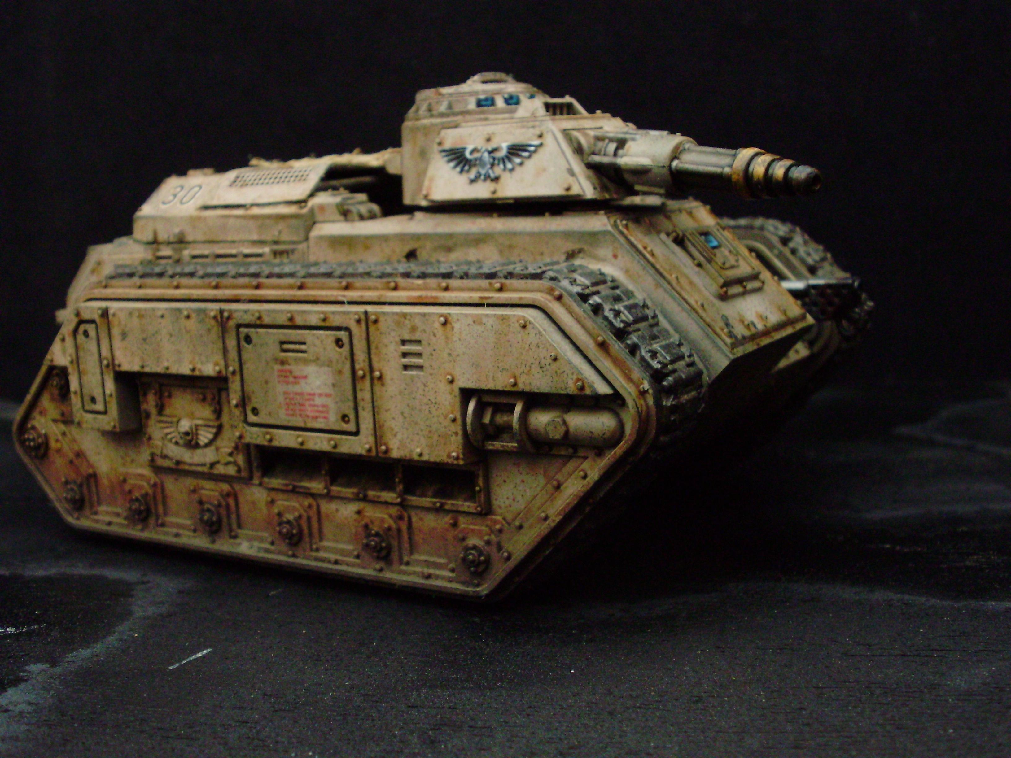 Bane Wolf, Imperial Guard, Rust, Warhammer 40,000, Weathered