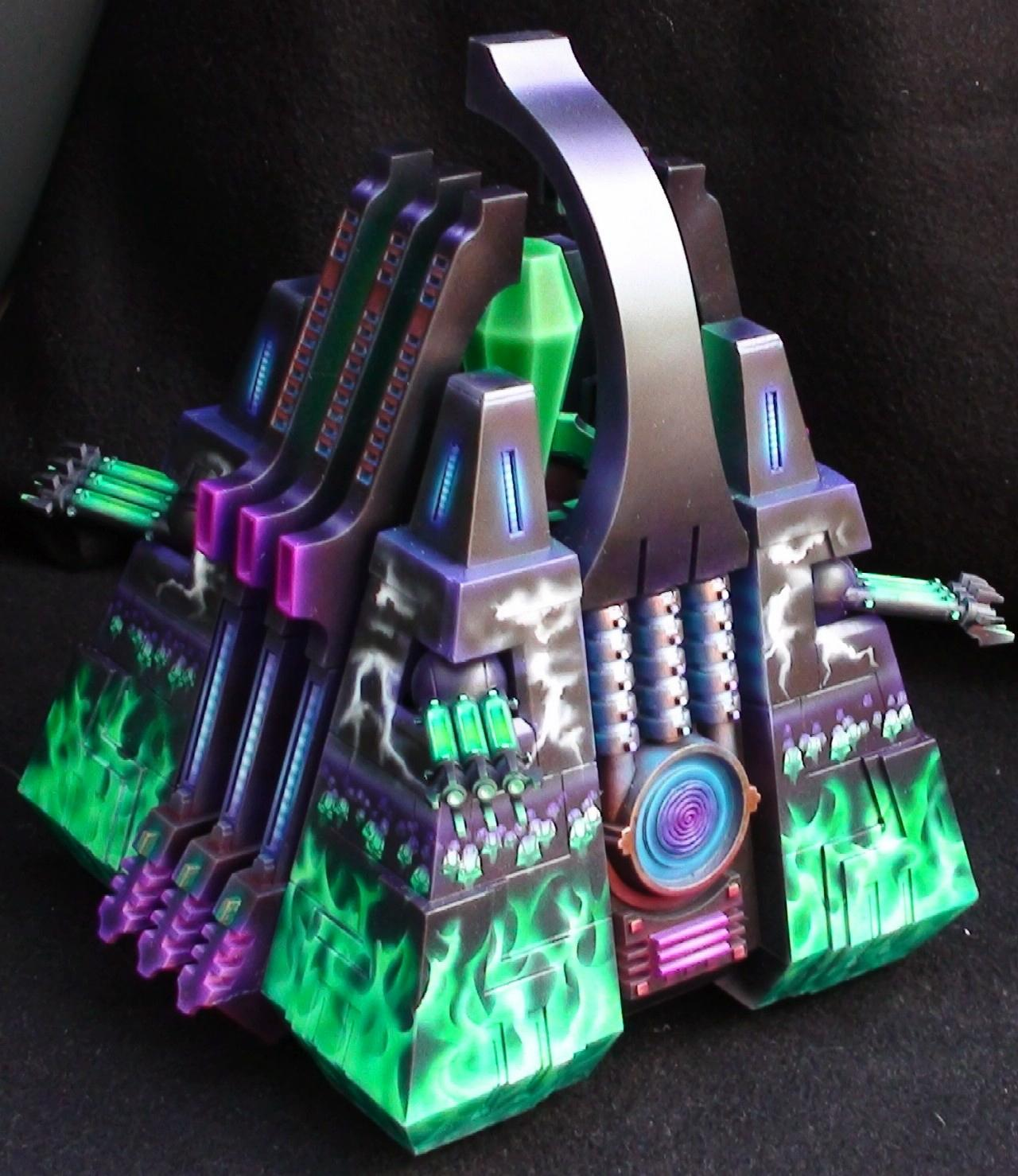 Airbrush, Awesome, Monolith, Object Source Lighting