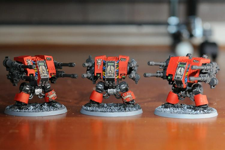 Autocannon, Dreadnought, Warhammer 40,000
