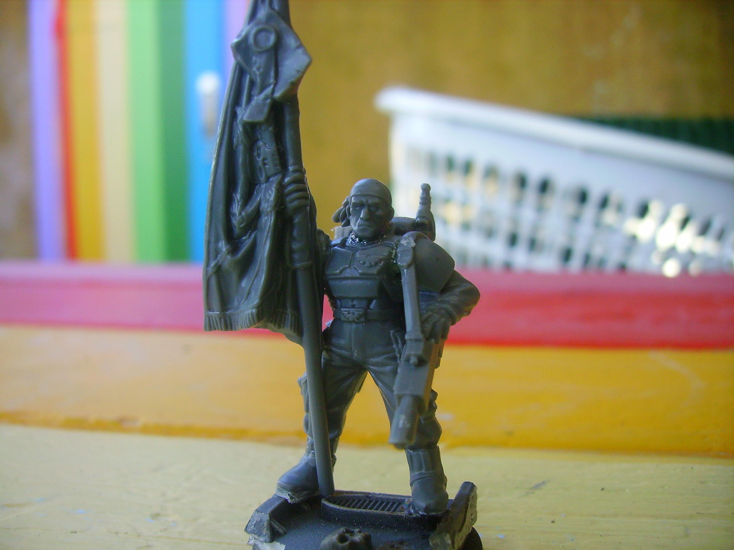 Guard, regimental standard